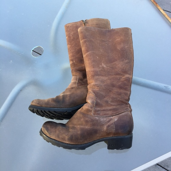 ac9f1aae787 UGG Broome II 1916 Women's Boots - Chocolate Brown